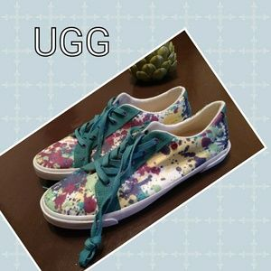 Nwt ugg sneakers sz ten